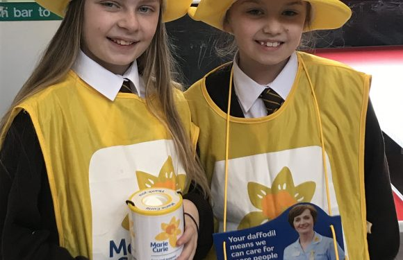 March into Spring For Marie curie 2020